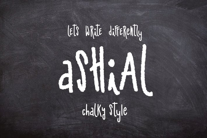 Thumbnail for Ashial- Chalky Style