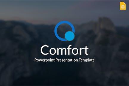 Comfort - Google Slides Template