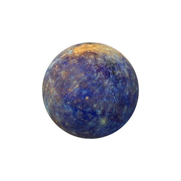 Thumbnail for Mercury Planet