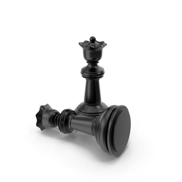Chess Queen Black