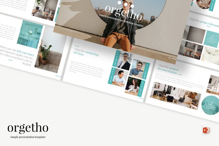 Thumbnail for Orgetho - Powerpoint Template