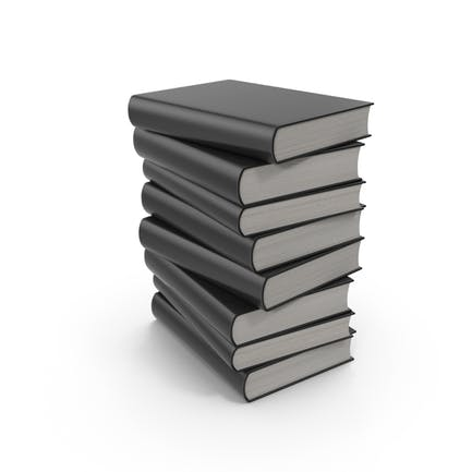 Black Book Stack