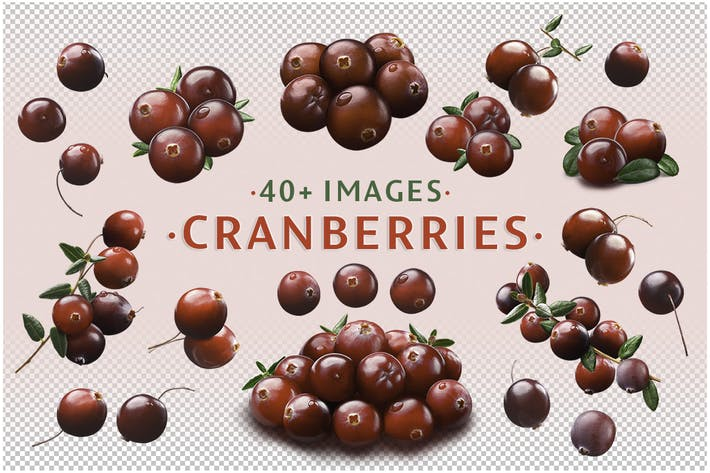 Cover Image For Cranberries, 46 images