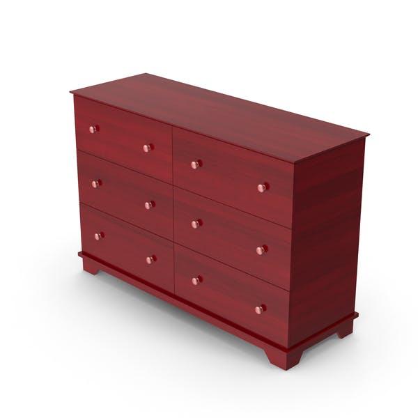 Cherry Dresser