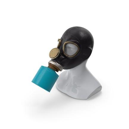 GP5 Lightweight Gas Mask