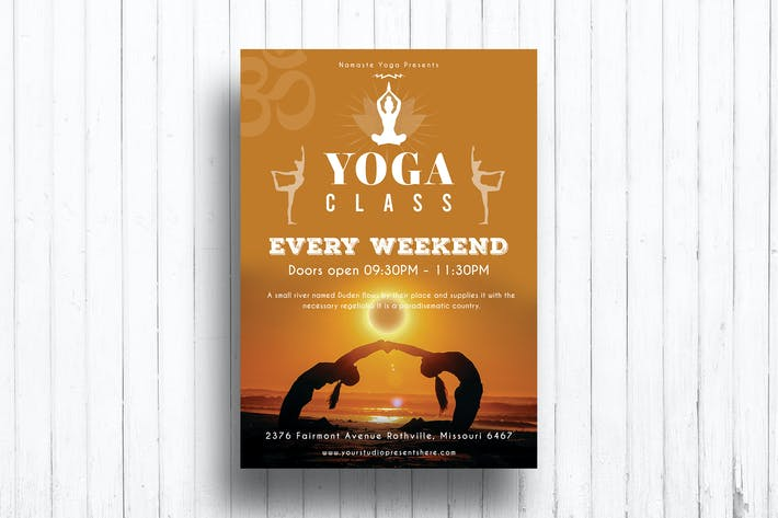 Thumbnail for Yoga Flyer-07