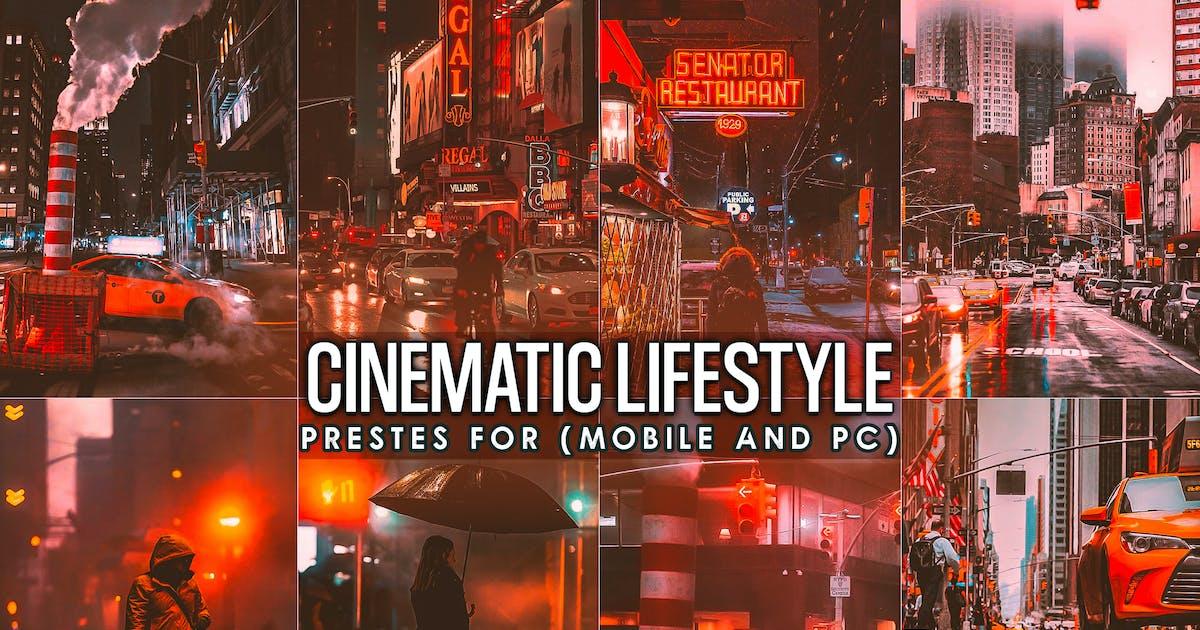 Download Cinematic Urban Street Lightroom Presets by 2lagus