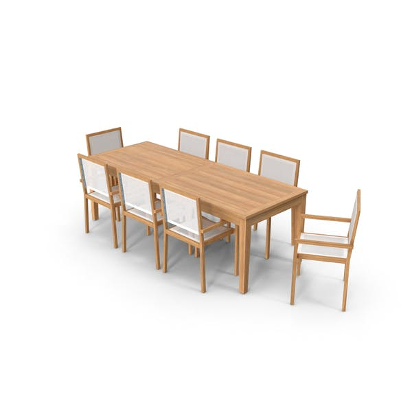 Thumbnail for Patio Dining Table