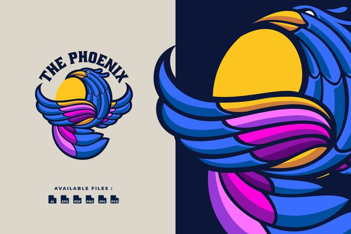 Thumbnail for Phoenix Colorful Logo