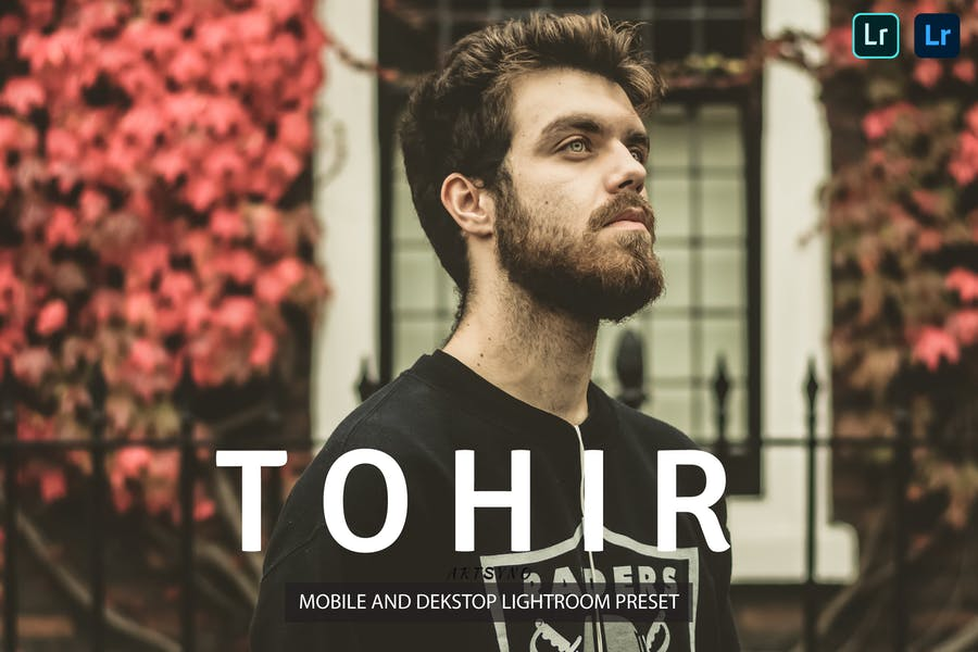 Tohir Lightroom Presets Dekstop and Mobile