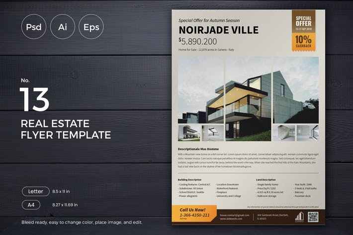 Thumbnail for Slidewerk - Real Estate Flyer 13
