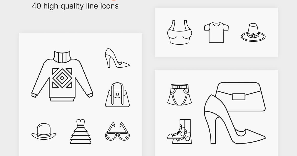Download Clothing & Shoes by polshindanil