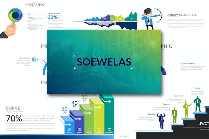 Thumbnail for Soewelas - Keynote Template