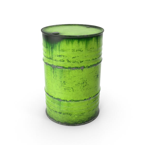 Cover Image for Steel Barrel Green