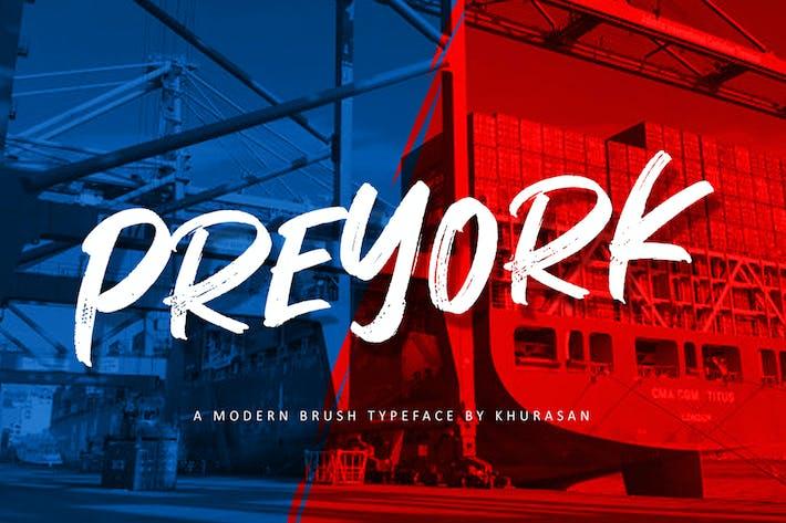 Thumbnail for Preyork