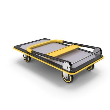 Folded Trolley