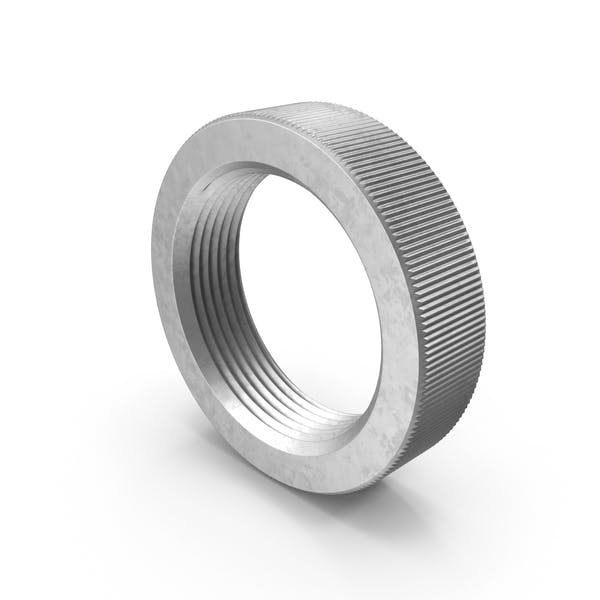 Thumbnail for Knurled Nut