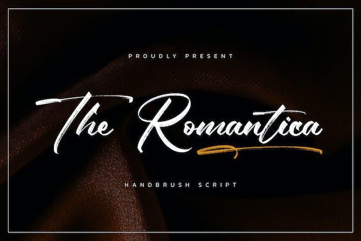 The Romantica - Guión para cepillo