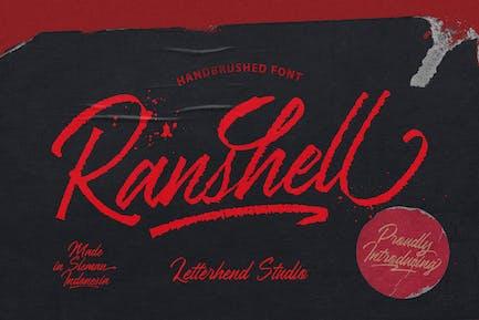 Ranshell - Cepillo Seco Script