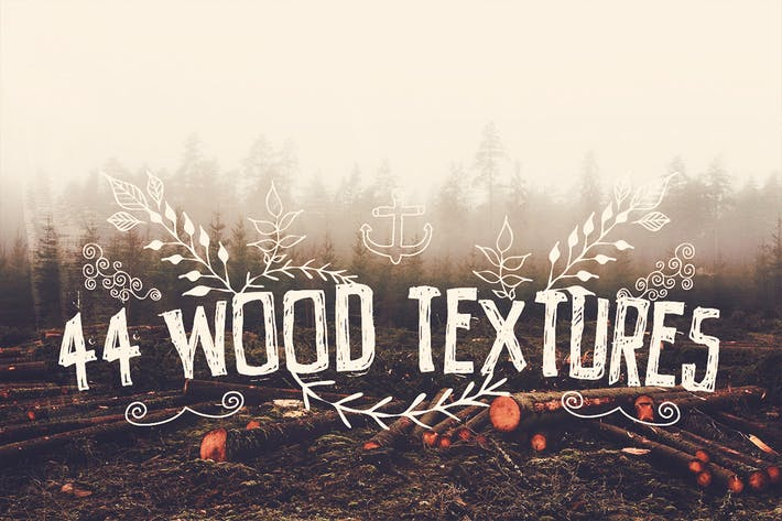 Thumbnail for 44 Wood Grain Textures