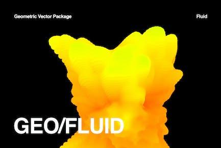 Geometric 3D Fluid Collection