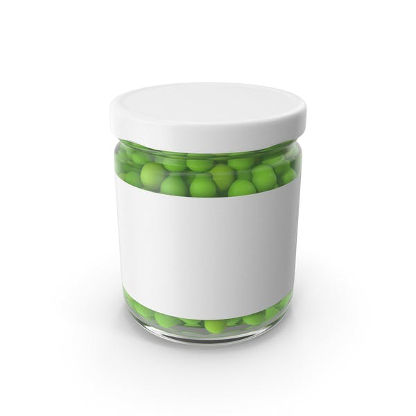 Thumbnail for Green Peas Jar