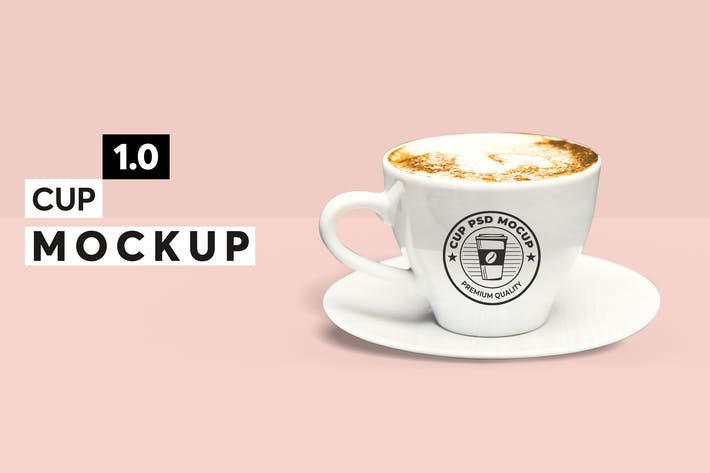 Cover Image For Cup Mockup 1.0