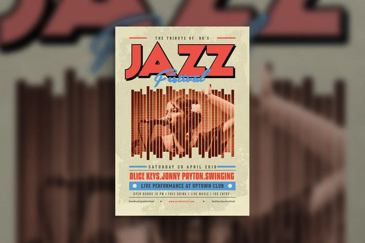 Thumbnail for Old Jazz Flyer