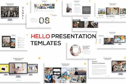 Hello Powerpoint Presentation