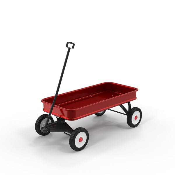 Cover Image for Red Wagon