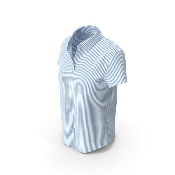 Woman Short Sleeve Shirt