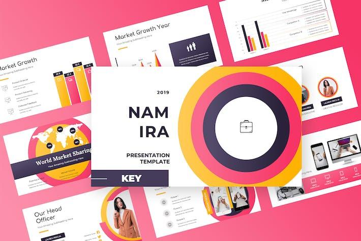 Thumbnail for Namira - Keynote Presentation