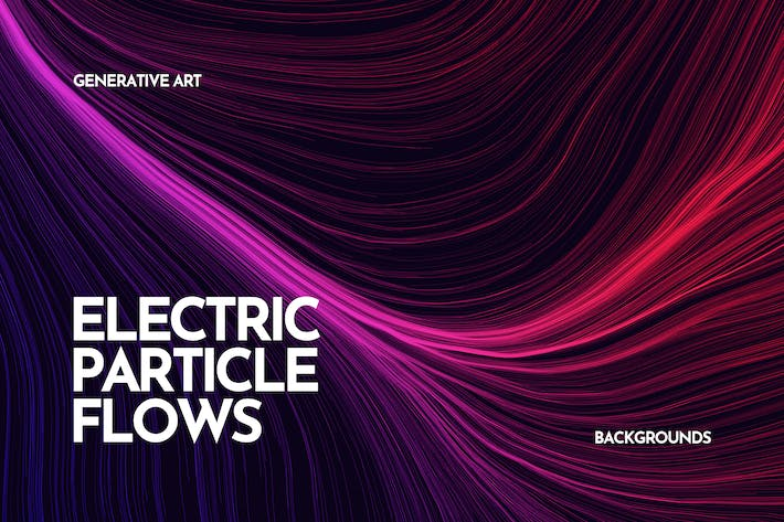 Thumbnail for Electric Particle Flows Backgrounds