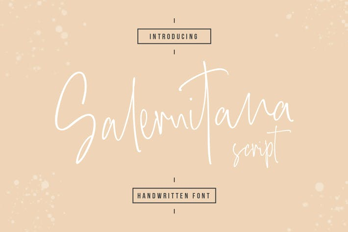 Thumbnail for Salernitana Script