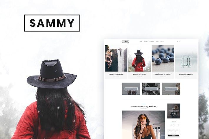 Thumbnail for Sammy - Blog Template