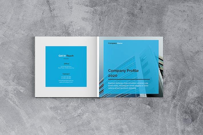 Thumbnail for Square Company Profile