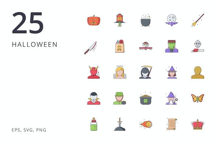 Thumbnail for Halloween 25