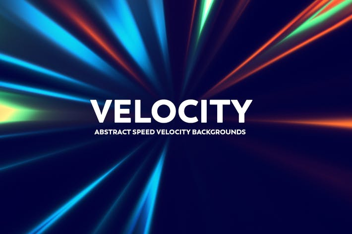 Cover Image For Abstract Speed Velocity Backgrounds