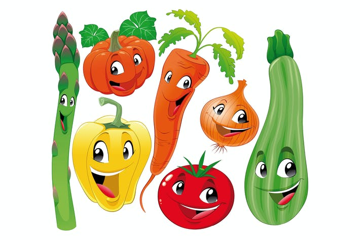 Cover Image For Vegetable Family
