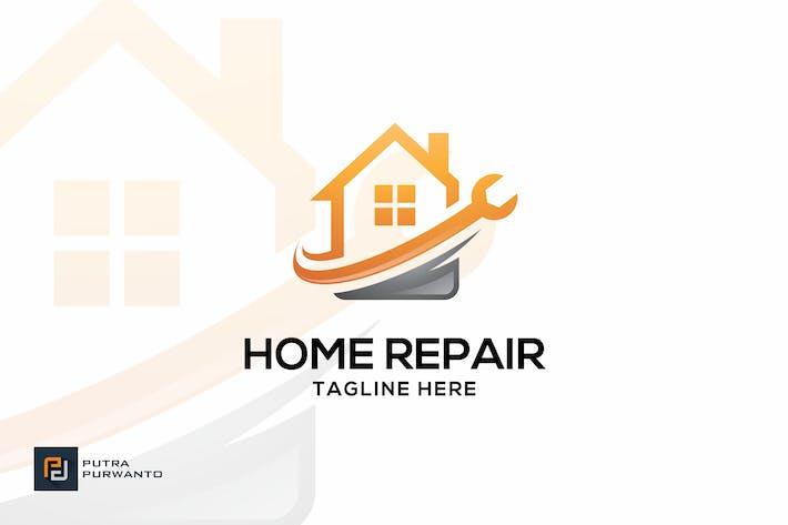 Thumbnail for Home Repair - Logovorlage
