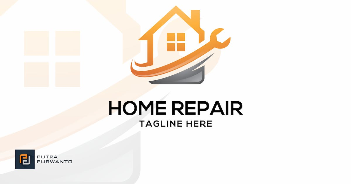 Download Home Repair - Logo Template by Unknow