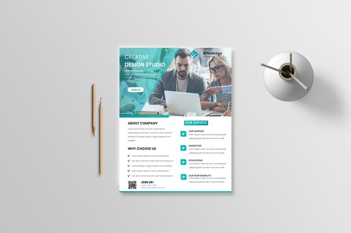 Thumbnail for Business Flyer 20