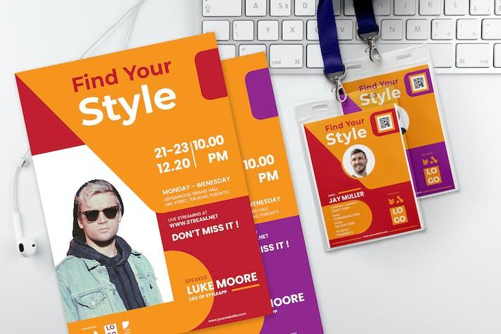 Thumbnail for Finden Sie Ihren Stil - Seminareinladung