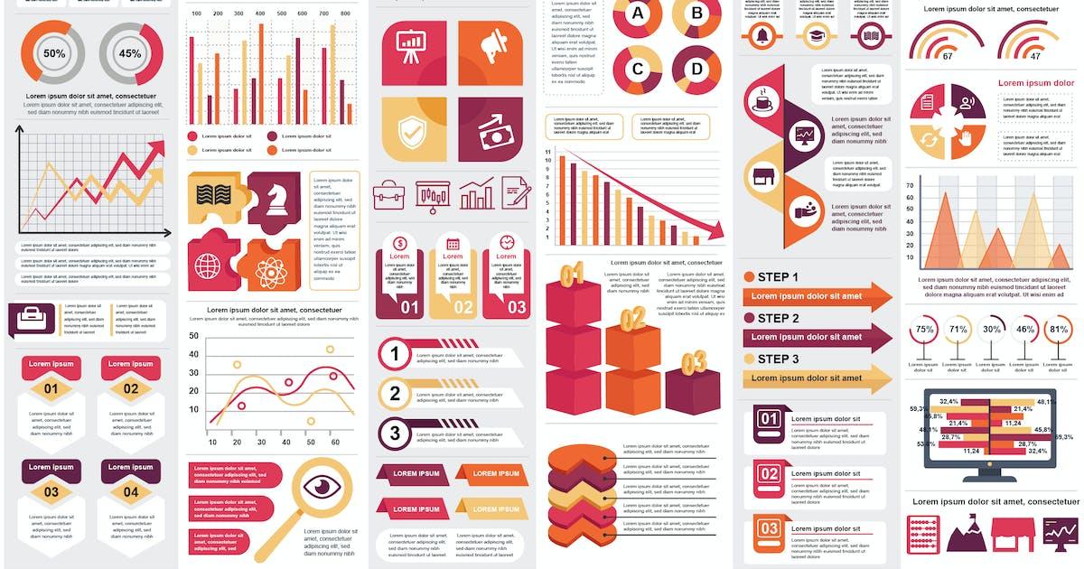 Download Presentation Infographic Elements Template by alexdndz