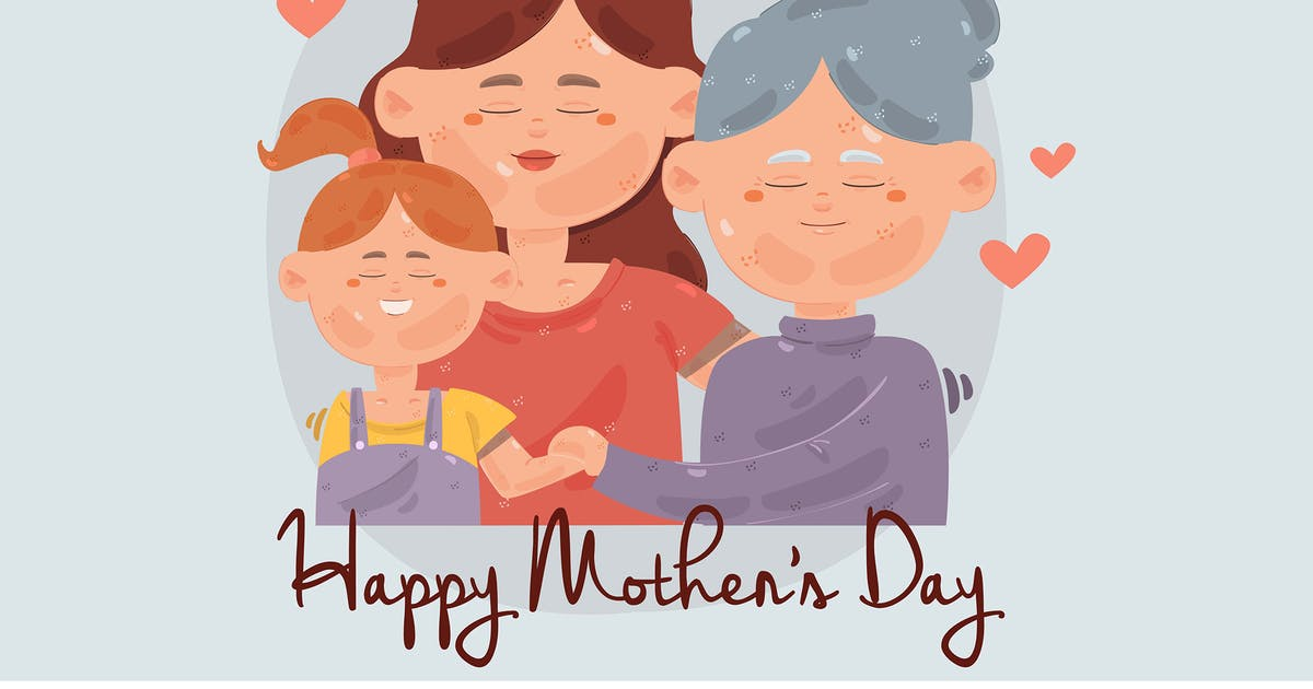 Download Happy Mother's Day Illustration (2) by april_arts