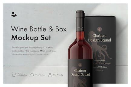 Essential Weinflaschen-Set