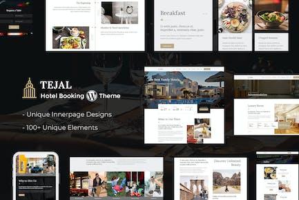 Tejal - Resort, Hotel Booking WordPress Theme
