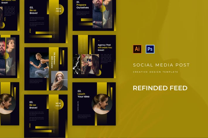 Thumbnail for Business Refinded Social Media Post