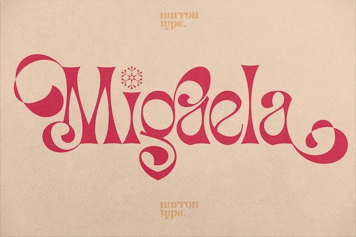 Thumbnail for Migaela