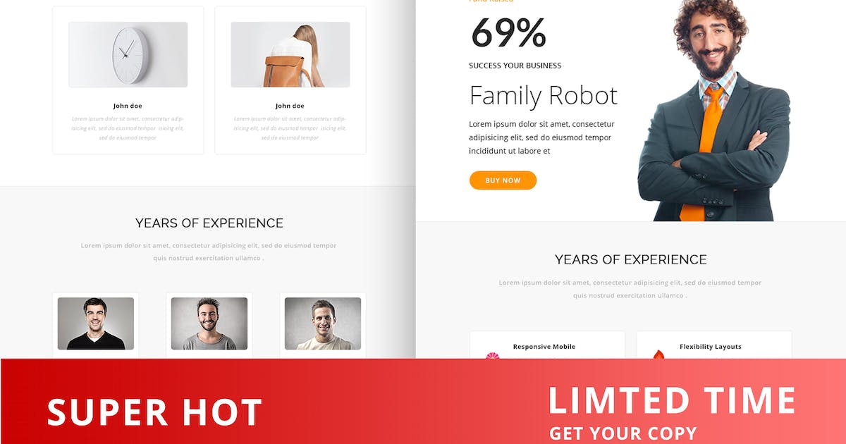 Download Responsive Email + Online Template Builder - Super by CastelLab